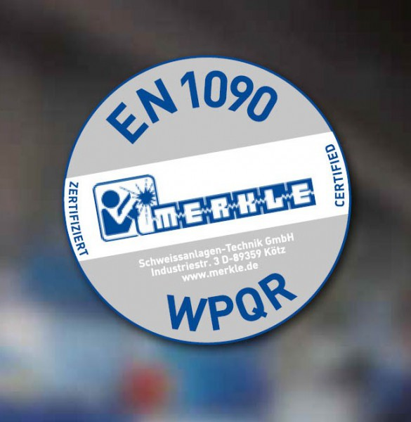 EN-1090 WPS-Paket - OptiMIG Serie